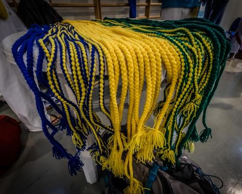 Le corde nella Capoeira | Cordão