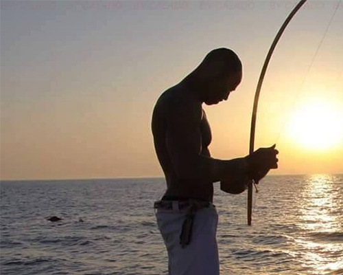 Mestre Cabeça | Capoeira a Firenze