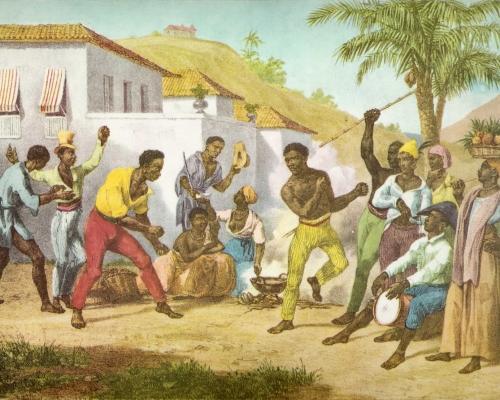 Storia della Capoeira