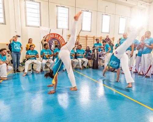 La Capoeira oggi