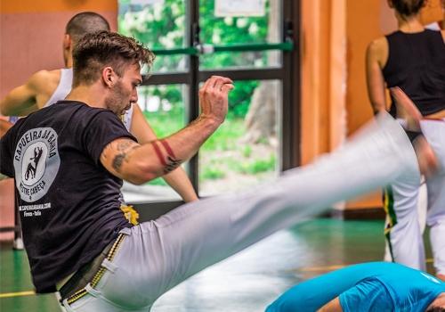Capoeira Arte Marziale Brasiliana